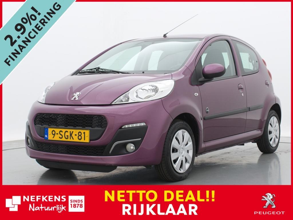 Peugeot 107 1.0 68pk envy * airco * bluetooth *