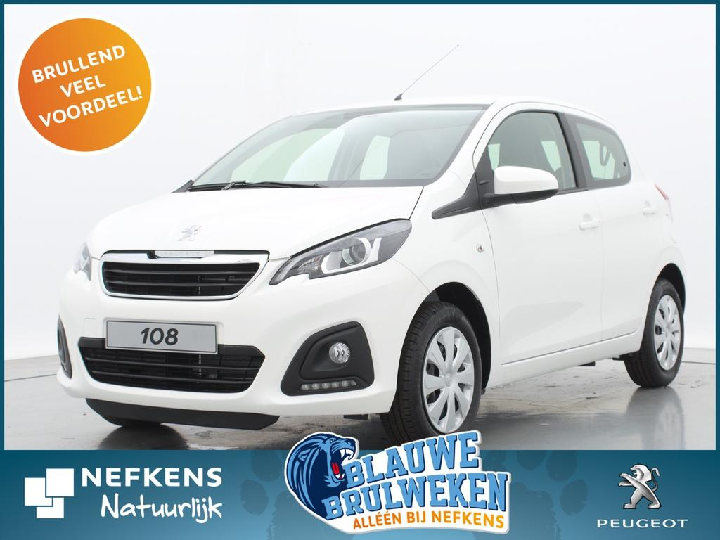Peugeot 108 1.0 e-vti active of lease'm voor €199
