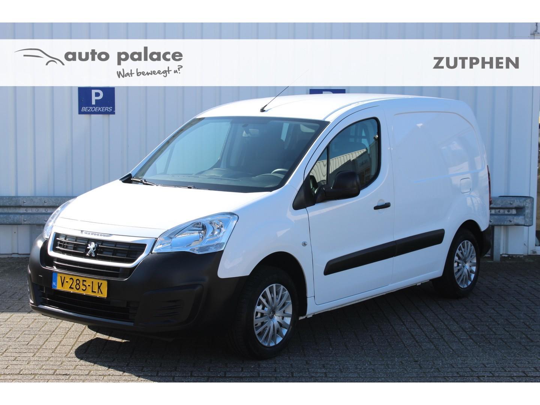 Peugeot Partner 1.6 hdi profit+ 75pk airco 3 zits bluetooth