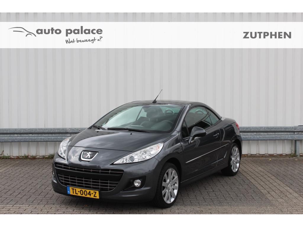 Peugeot 207 1.6 vti 16v 120pk griffe clima leder