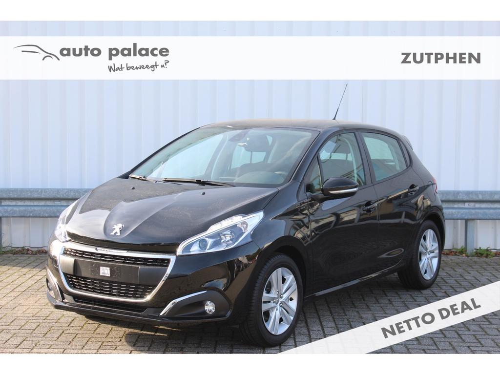 Peugeot 208 1.2 82pk signature navi, rijklaar!