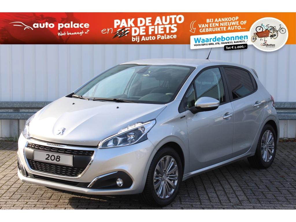 Peugeot 208 1.2 110pk signature navi, rijklaar!