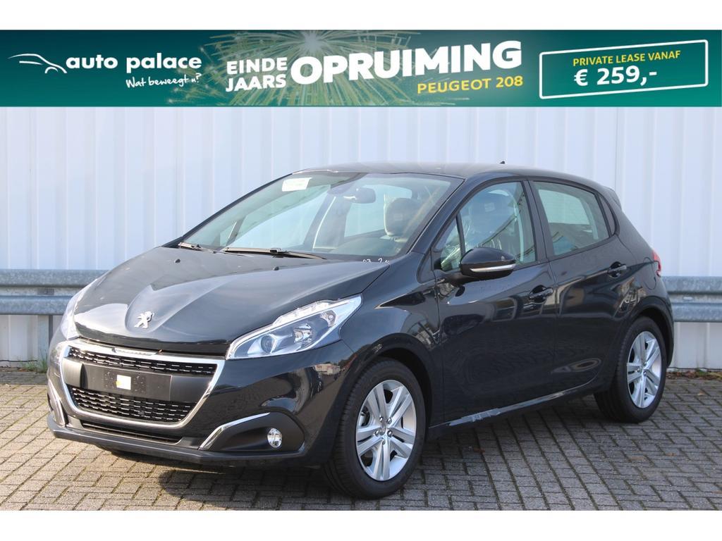 Peugeot 208 1.2 82pk signature airco, rijklaar