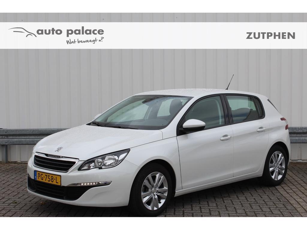 Peugeot 308 1.2 puretech 110pk active navi clima
