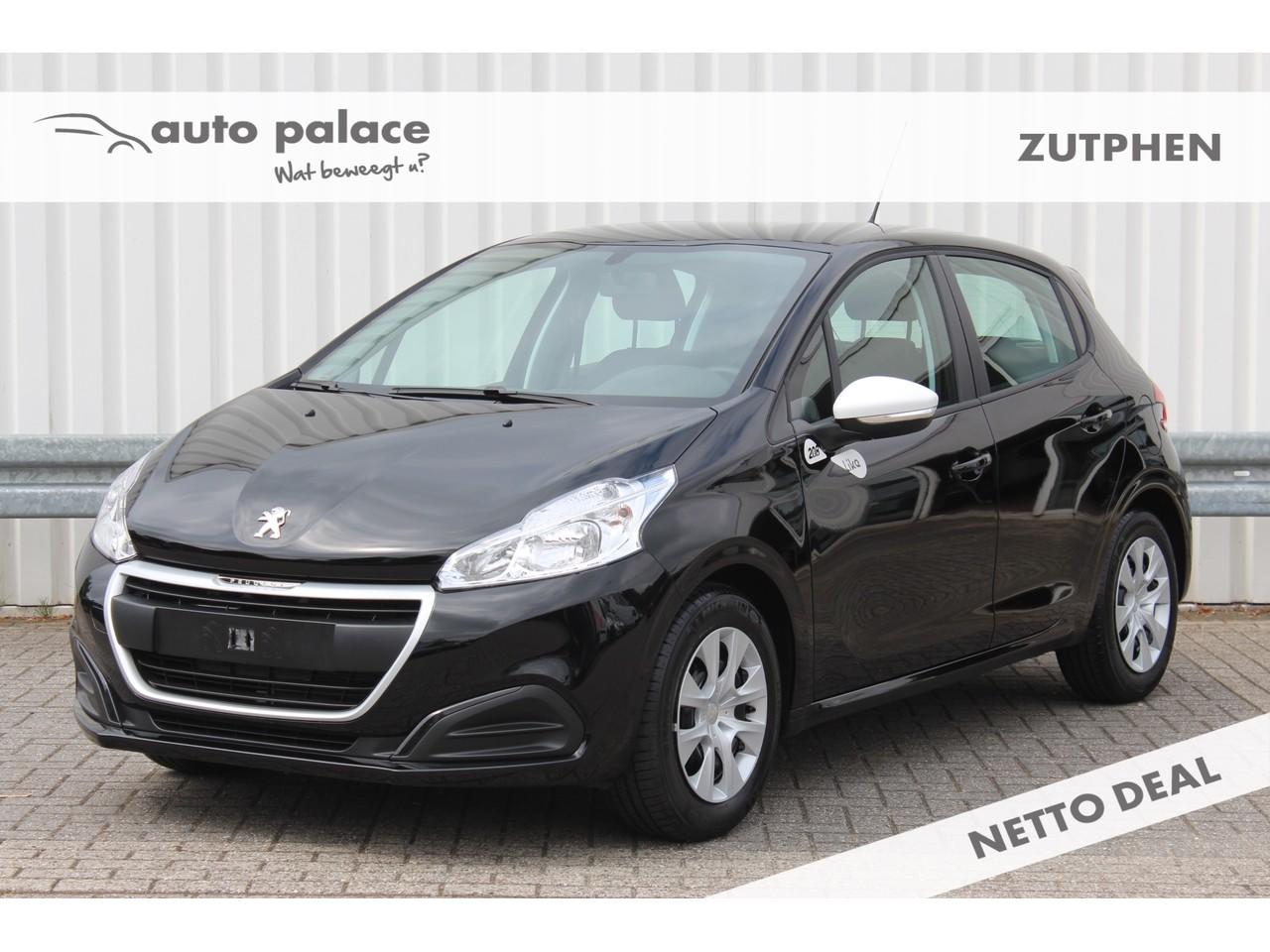 Peugeot 208 1.2 puretech 68pk like airco bluetooth