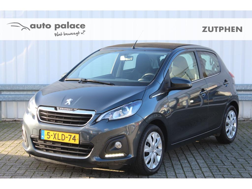 Peugeot 108 1.0 68pk 5drs top! active bluetooth airco