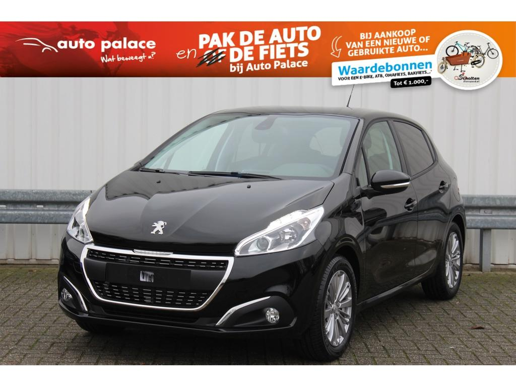 Peugeot 208 1.2 82pk signature navi, lm velgen!