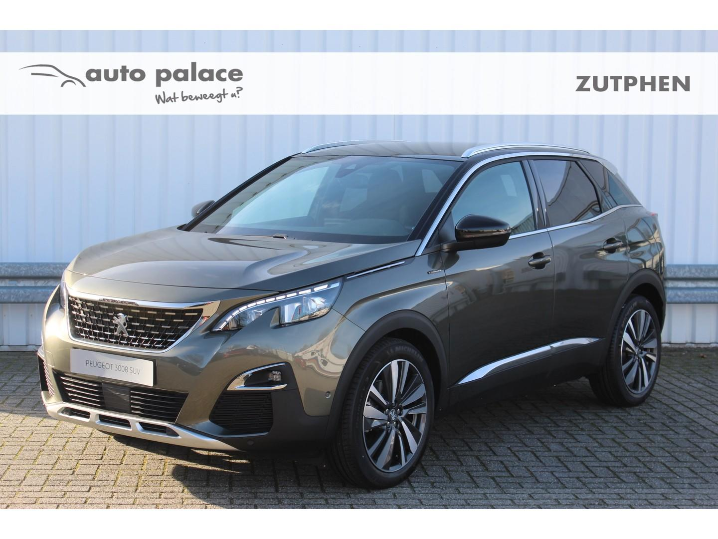 Peugeot 3008 1.5 hdi 130pk bl. lease gt-line!