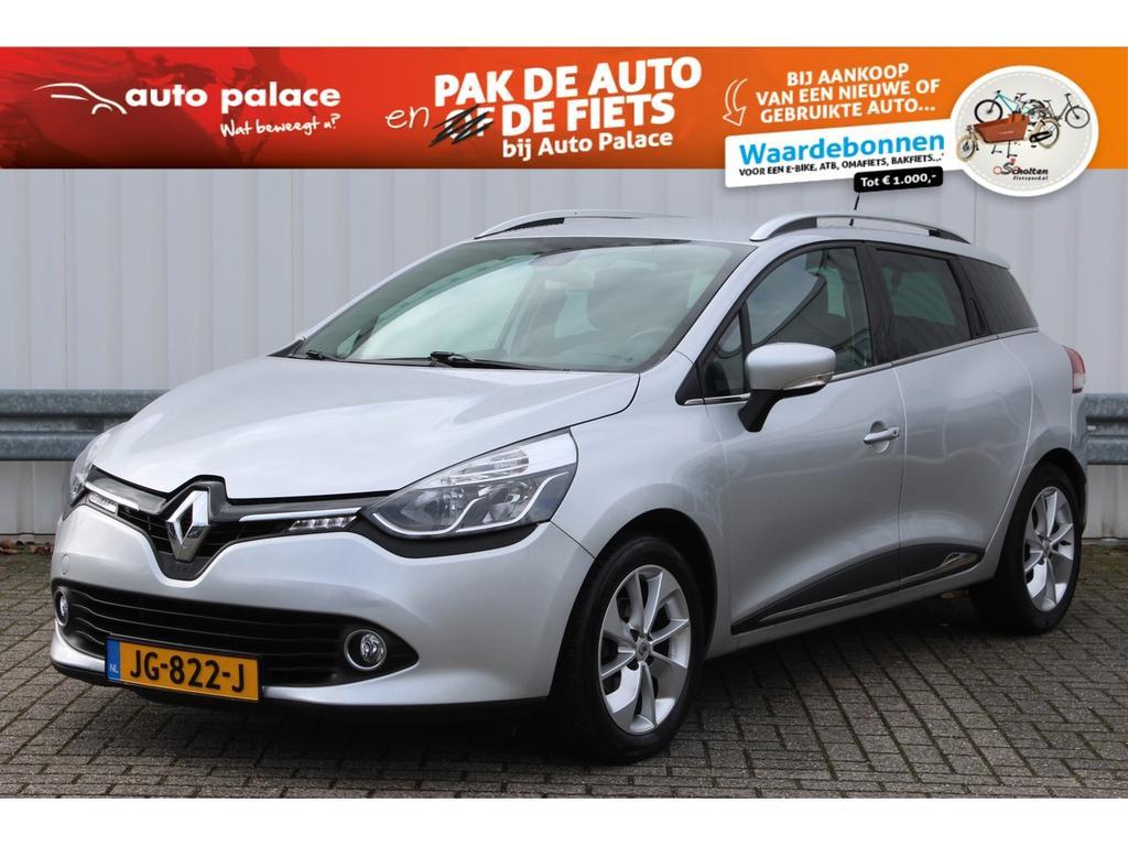 Renault Clio Energy dci 90pk dynamique airco navi trekhaak
