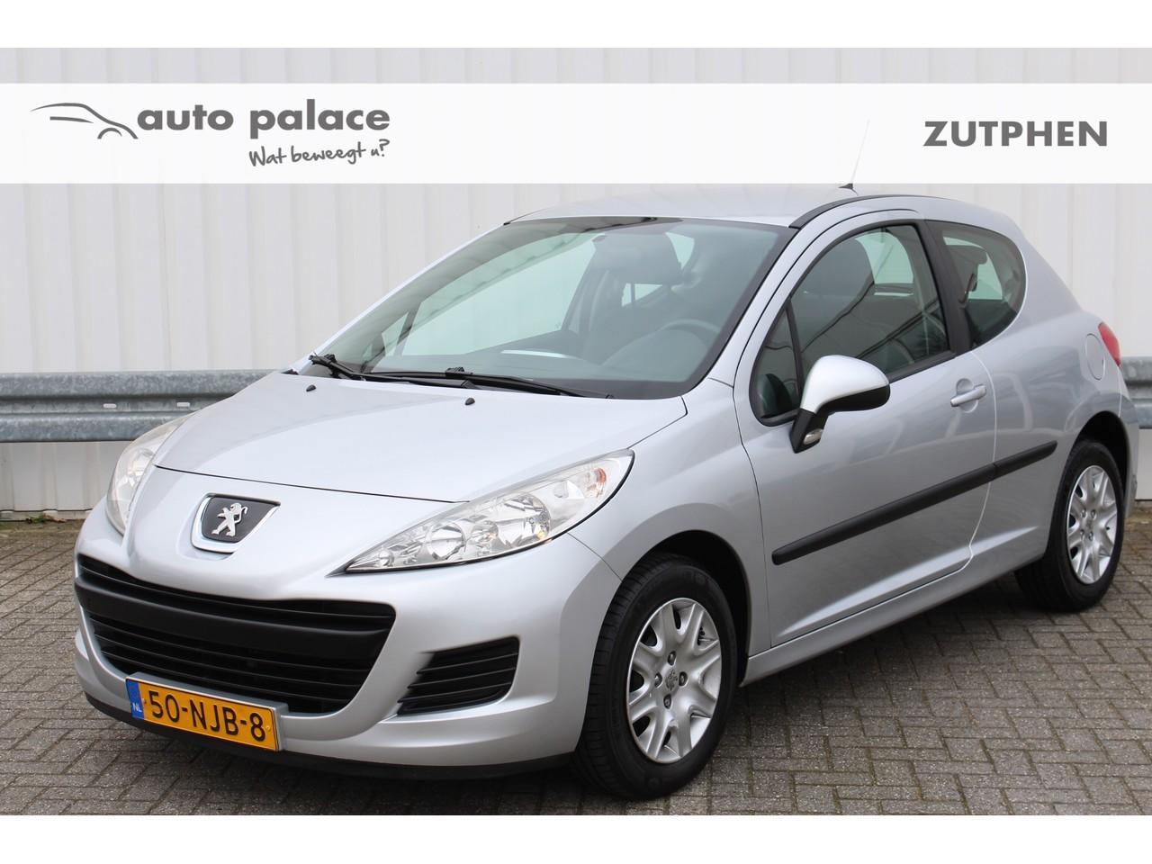 Peugeot 207 1.4 vti 16v 3-drs x-line airco