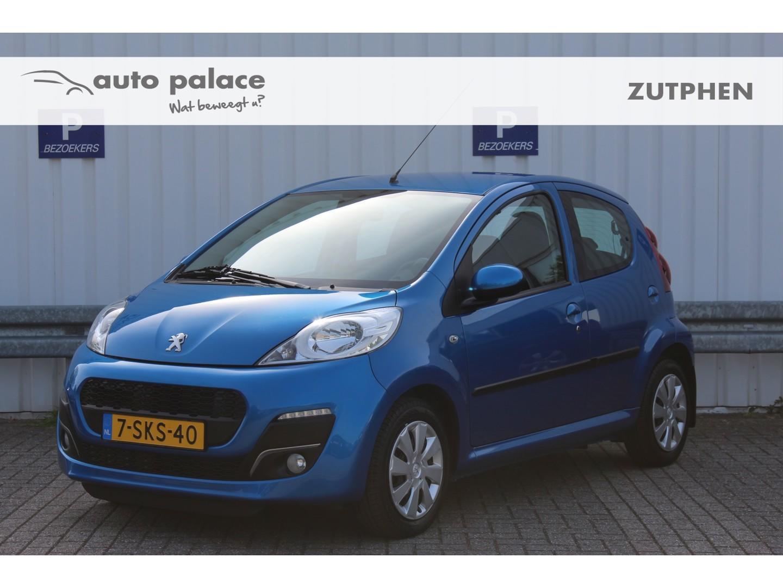 Peugeot 107 1.0 68pk 5d active airco, elektrisch pakket!