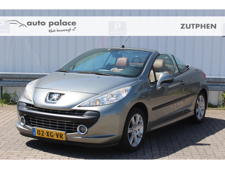 Peugeot 207 1.6 16v turbo cc sport leder clima