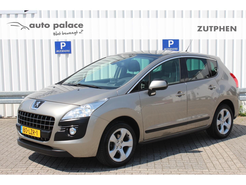 Peugeot 3008 1.6 120pk première clima, panoramadak, cruise!