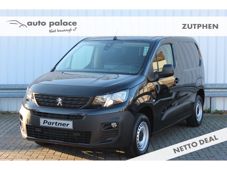 Peugeot Partner New 1.6 hdi 100pk 650kg premium navi airco