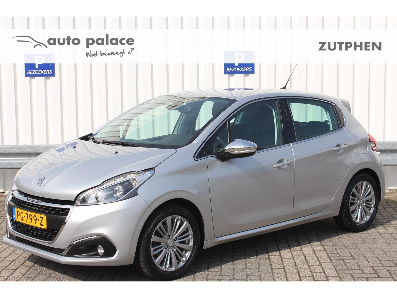 Peugeot 208 1.2 puretech 82pk allure navi clima