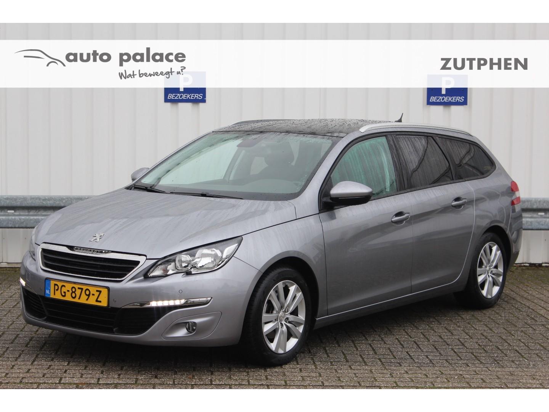 Peugeot 308 1.6 hdi 120pk sublime navi, panorama!
