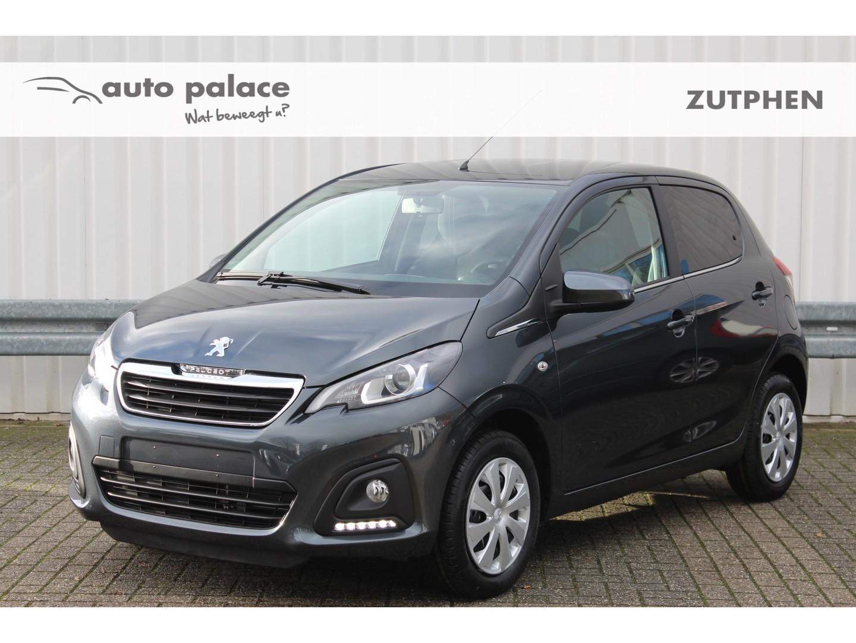 Peugeot 108 1.0 72pk 5dra active airco, bluetooth!
