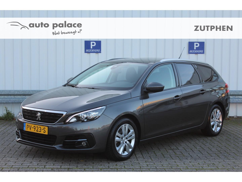 Peugeot 308 1.6 hdi 120pk sublime navi, bluetooth!
