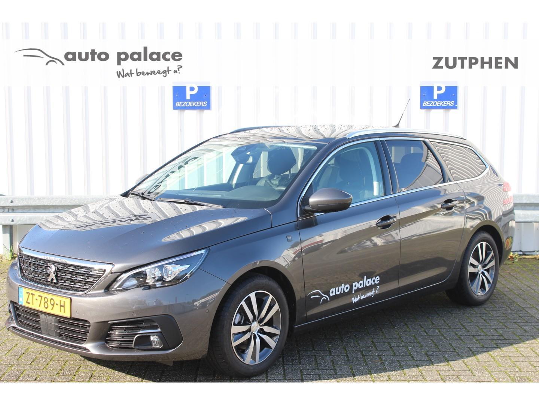 Peugeot 308 1.2 130pk tech edition navi