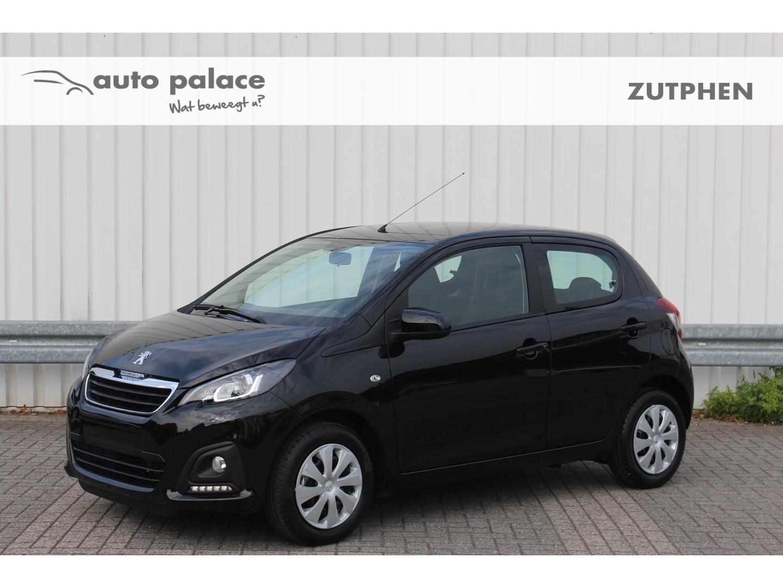 Peugeot 108 72pk 5drs active airco, bluetooth, rijklaar!