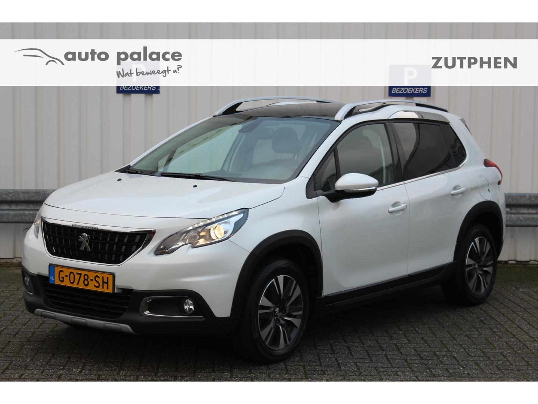 Peugeot 2008 110pk allure automaat! panoramadak, navi!