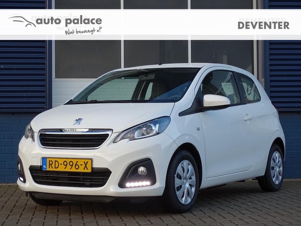 Peugeot 108 1.0 e-vti 68pk active airco elektrisch pakket mistlampen