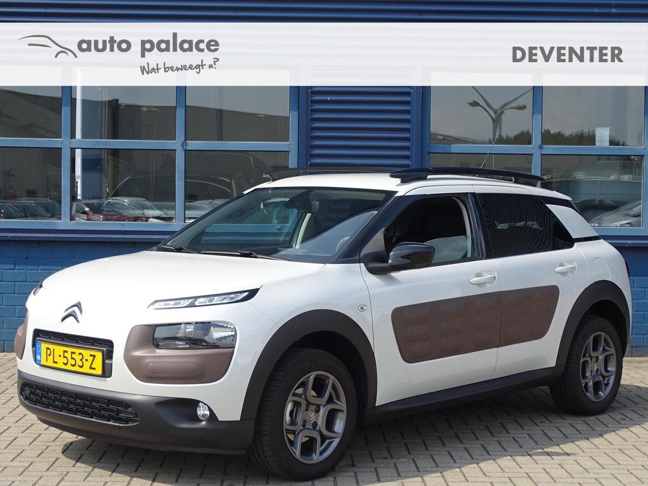 Citroën C4 cactus Vti 82pk shine navigatie,camera