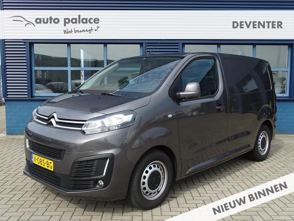 Citroën Jumpy 2.0 d 110kw/150 pk club, cruise control, airco, betimmering