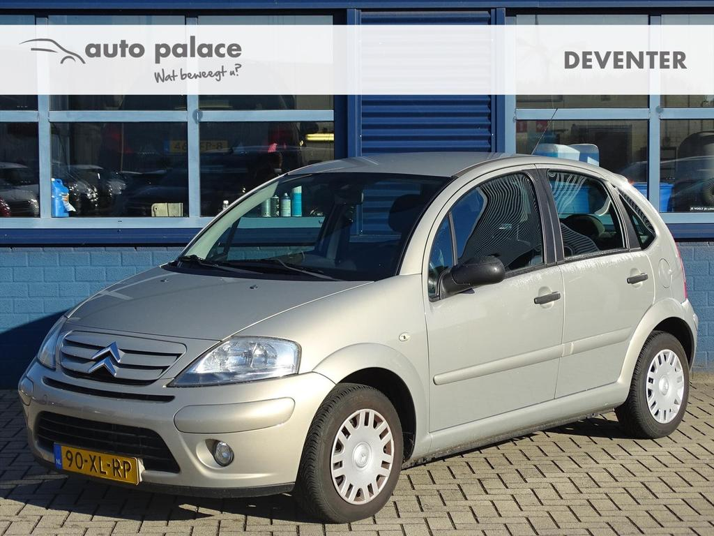 Citroën C3 1.4i 16v ambiance airco trekhaak
