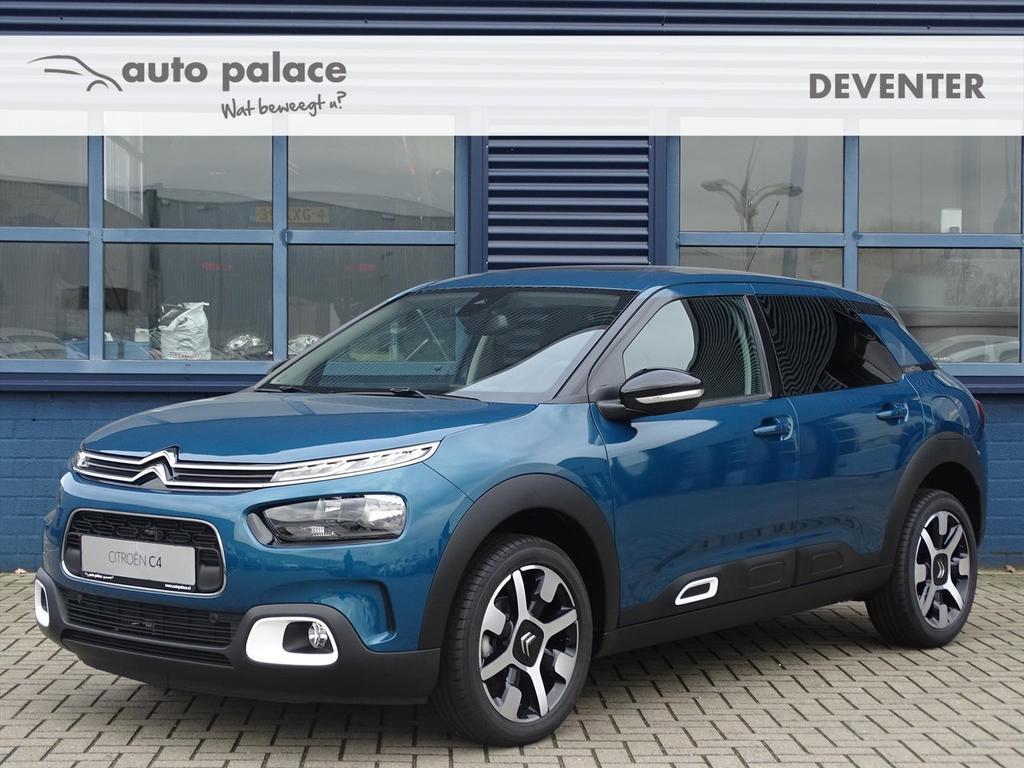 Citroën C4 cactus Shine puretech 110pk