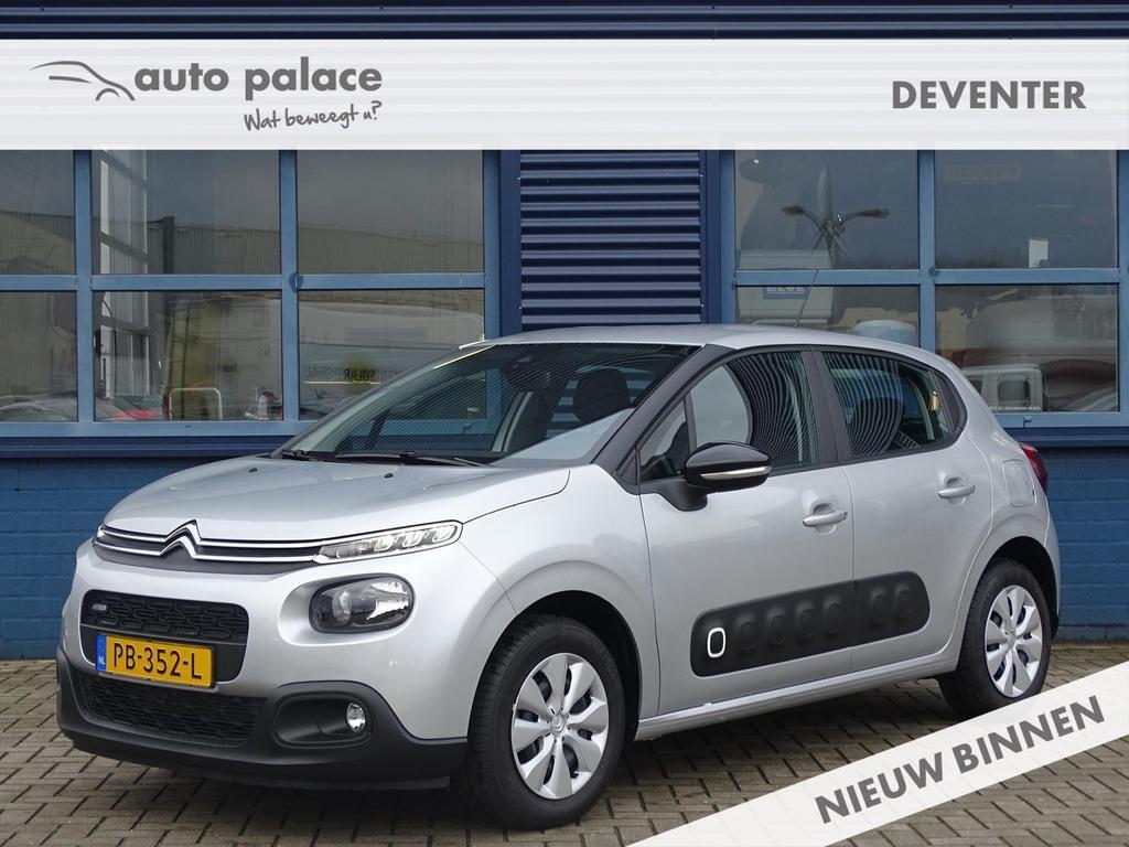 Citroën C3 1.2 puretech 82pk feel navigatie, climate control
