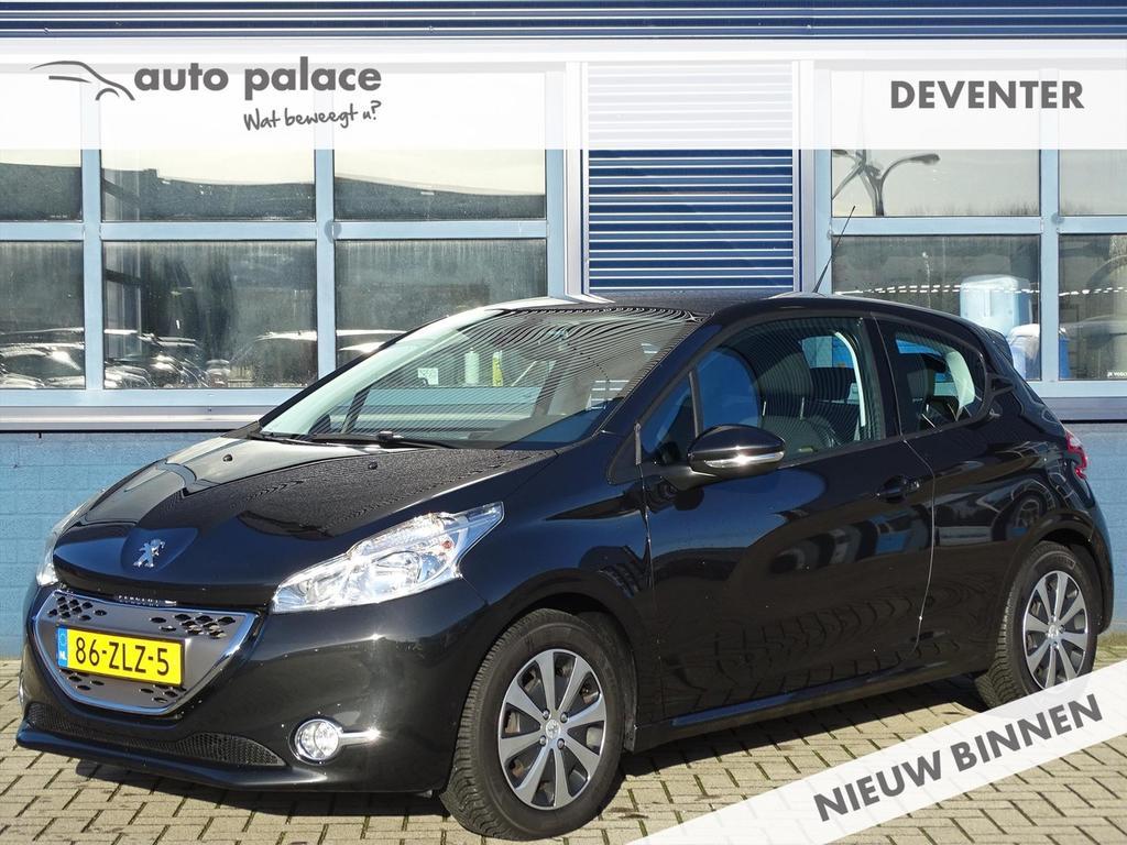 Peugeot 208 1.4 e-hdi automaat active, navigatie, climate control, cruise