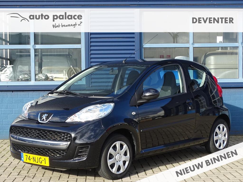 Peugeot 107 1.0 68pk xr pack
