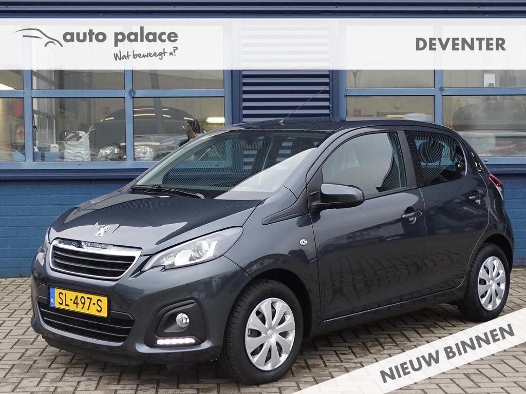 Peugeot 108 1.0 e-vti 68pk active pack premium