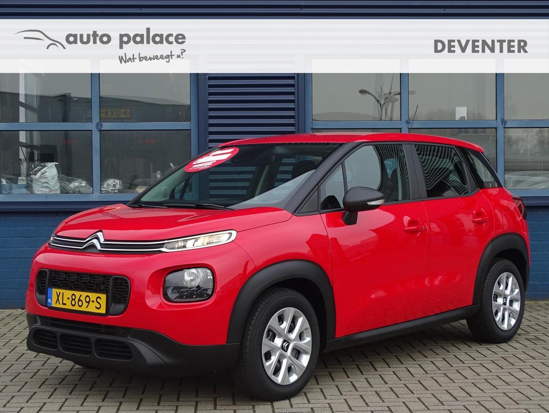 Citroën C3 aircross 1.2 puretech 82pk live