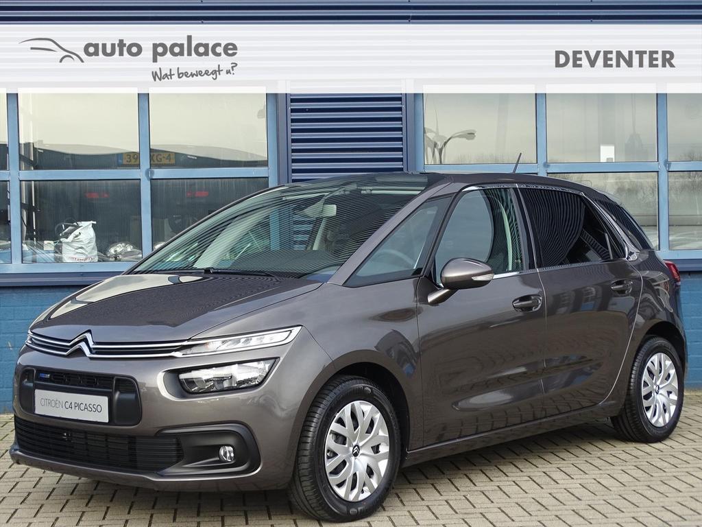 Citroën C4 picasso 1.2 130pk puretech selection