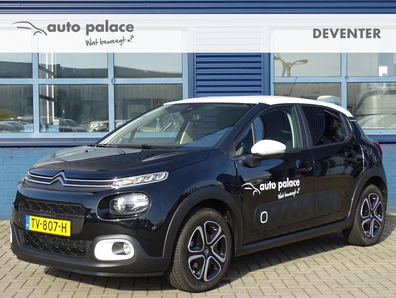 Citroën C3 1.2 puretech 82pk feel edition, navigatie