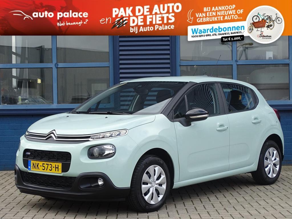 Citroën C3 1.2 puretech 82pk feel, navigatie, climate control