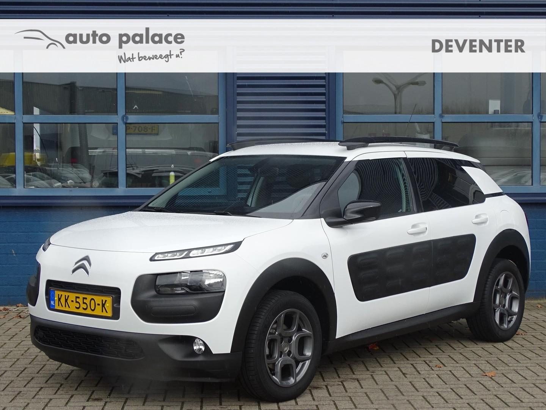 Citroën C4 cactus Vti 82pk shine, navigatie, camera, bluetooth