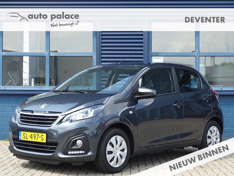 Peugeot 108 1.0 e-vti 68pk active pack premium, airco, bluetooth