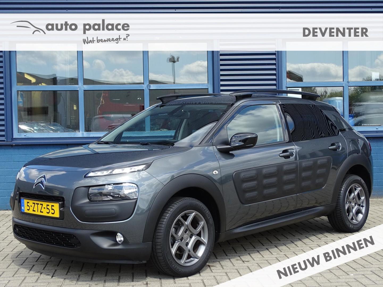 Citroën C4 cactus Vti 82pk shine navigatie, climate control, bluetooth