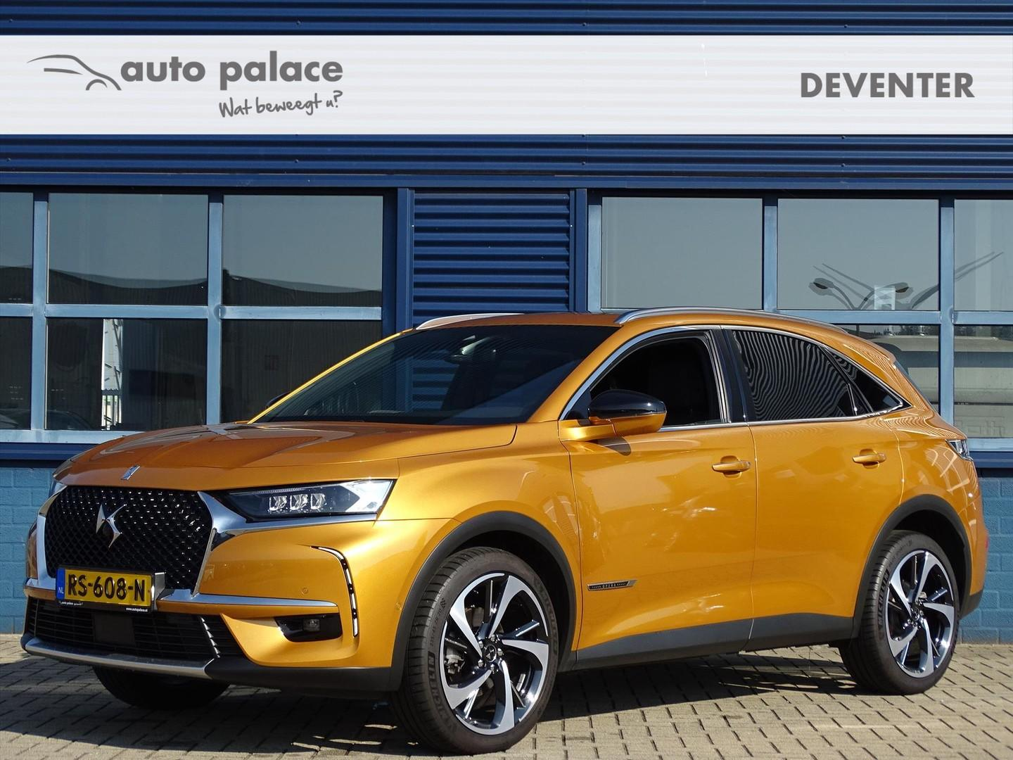 Ds Ds 7 crossback 2.0 bluehdi 180pk be chic opera automaat, camera, led, navigatie