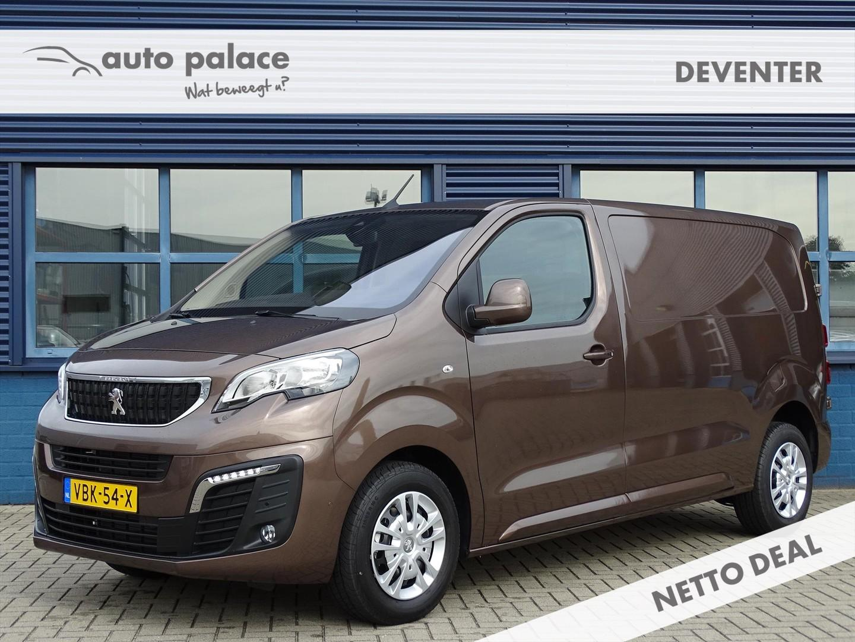 Peugeot Expert 2.0 bluehdi 120pk premium, trekhaak, navigatie, climate control