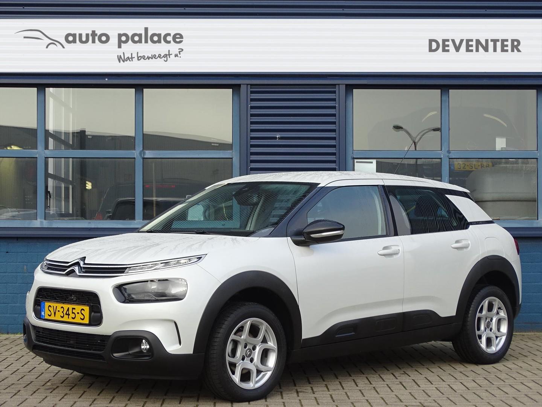 Citroën C4 cactus Puretech 110pk feel, navigatie, climate control, lichtmetalen velgen