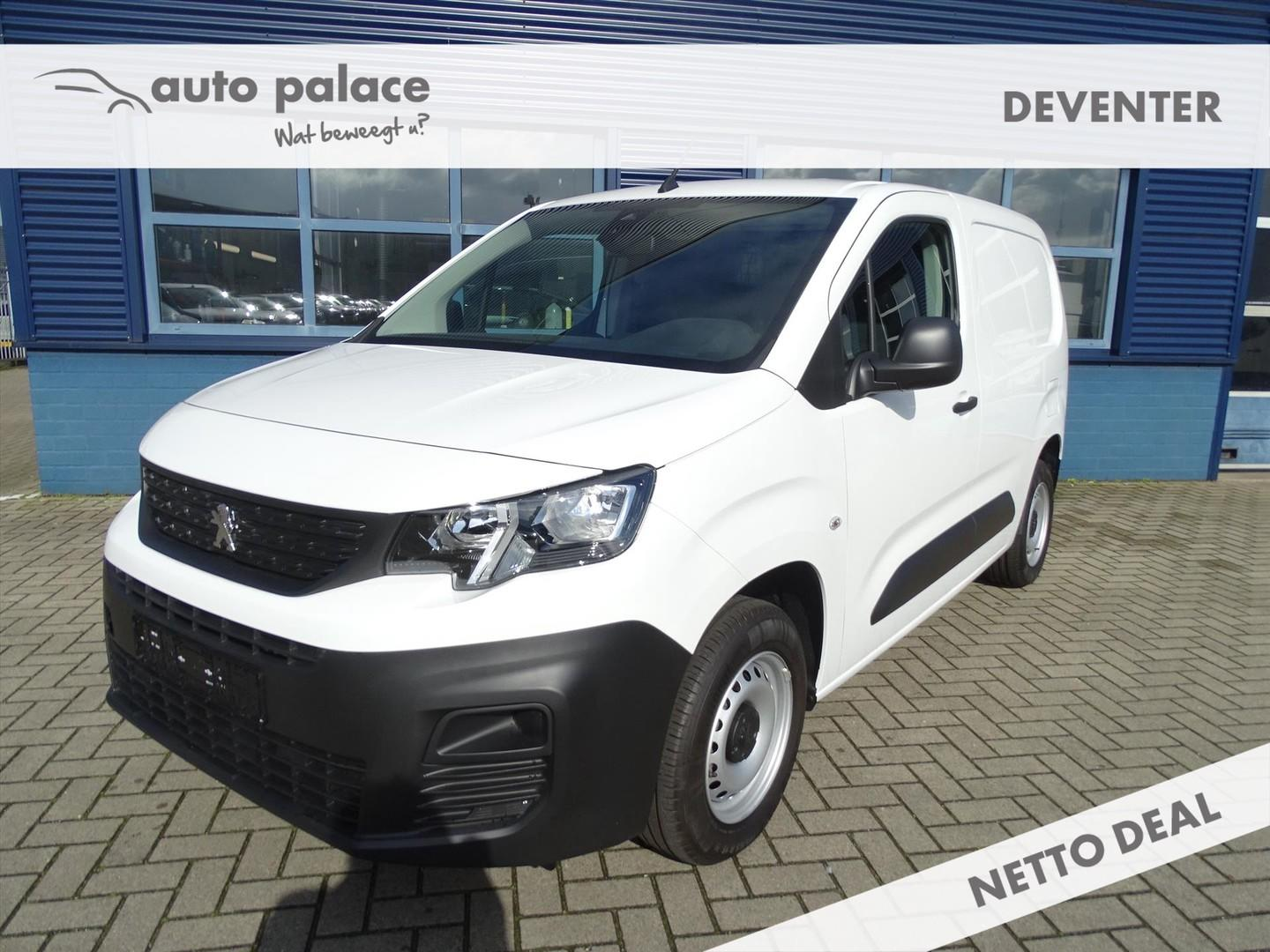 Peugeot Partner New 1.6 bluehdi 100pk 650kg