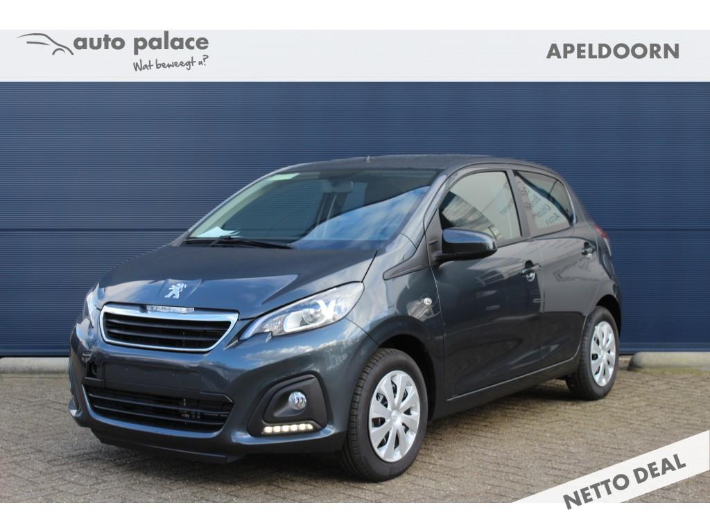 Peugeot 108 1.0 e-vti active , airco, dab, camera, rijklaar!