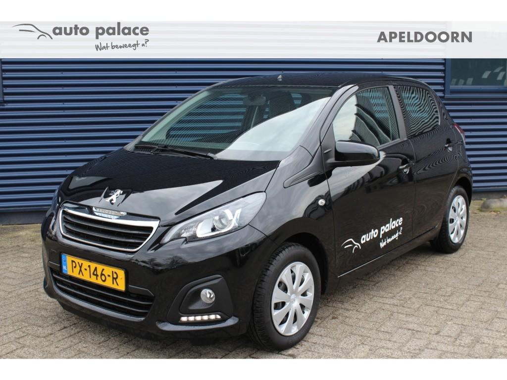 Peugeot 108 1.0 e-vti active, airco, rad/mp3, bluetooth!
