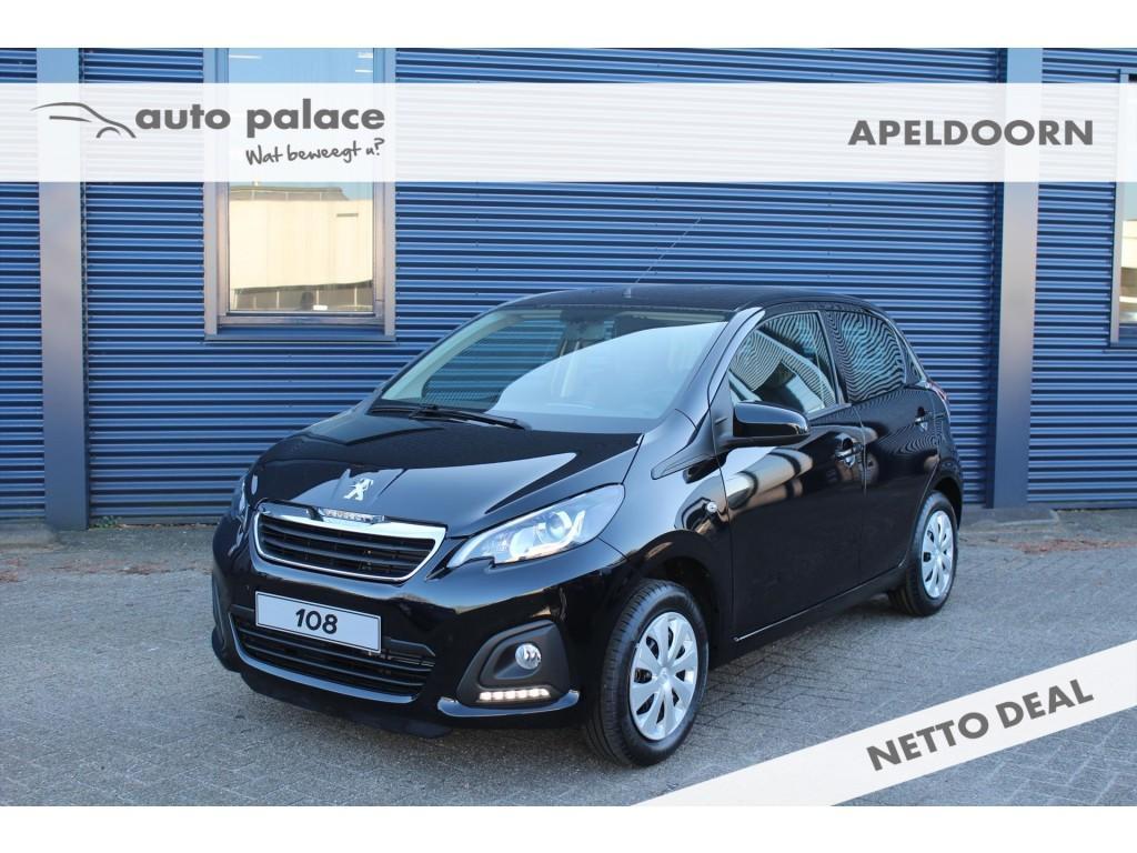 Peugeot 108 1.0 automaat,netto deal rijklaar!