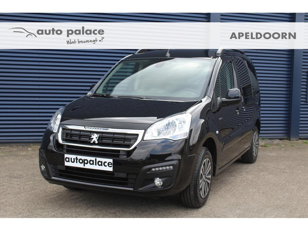 Peugeot Partner Tepee full electric, unieke auto!