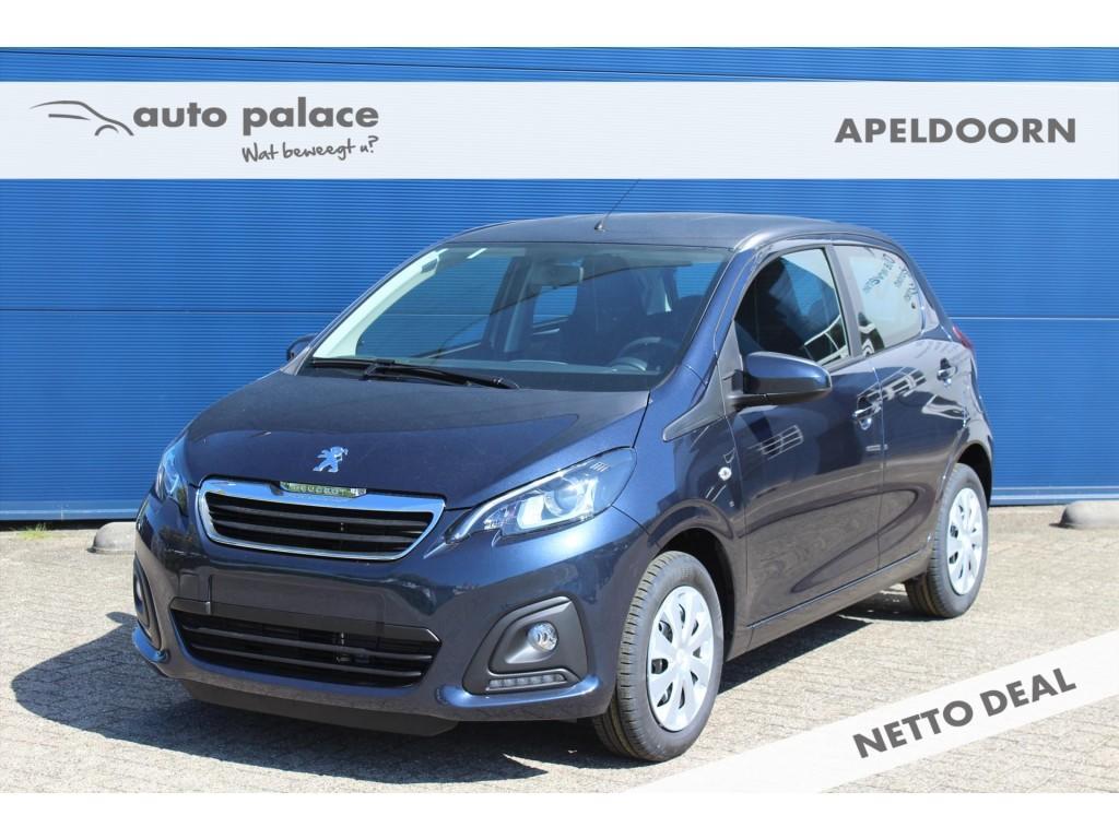 Peugeot 108 1.0 5d active, netto deal!